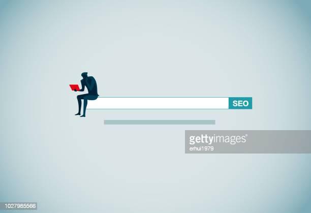 検索 - 検索エンジン点のイラスト素材/クリップアート素材/マンガ素材/アイコン素材