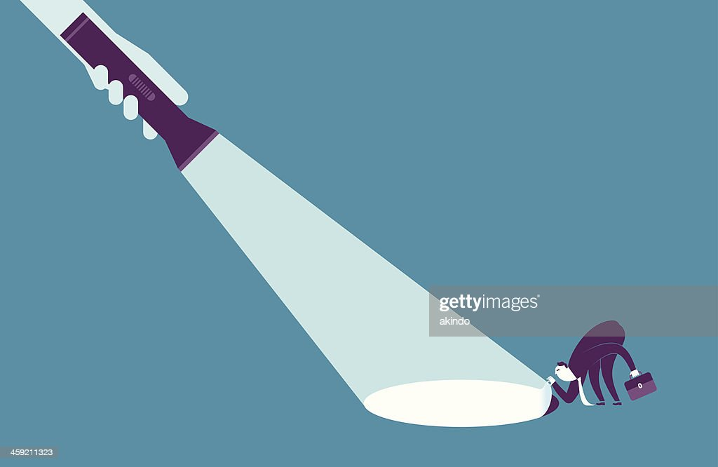 Searching : stock illustration
