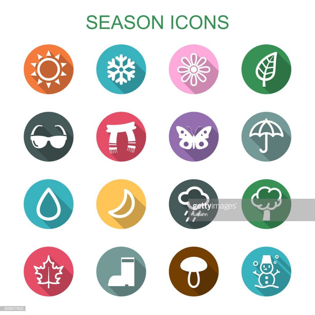 season long shadow icons
