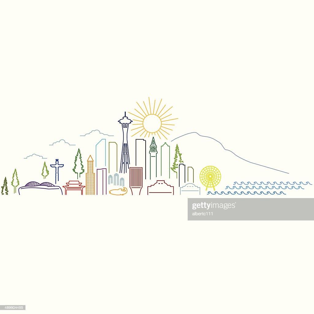 Seattle Line City