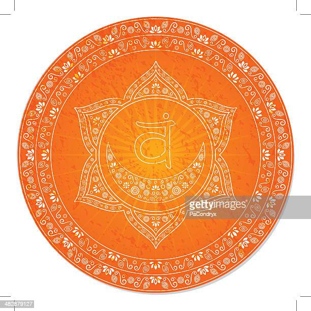 Second Chakra Decorative