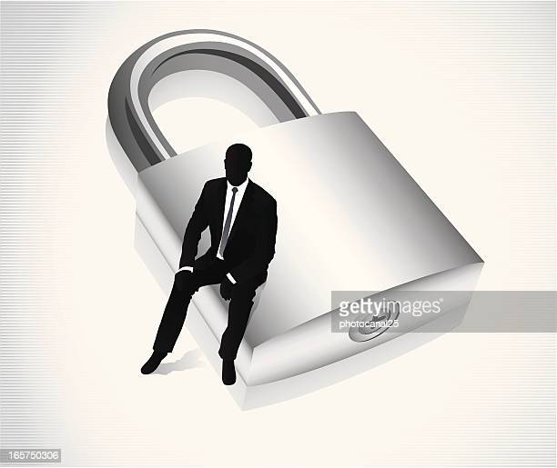 sichere business - full suit stock-grafiken, -clipart, -cartoons und -symbole