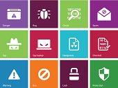 Security icons   Metro Style