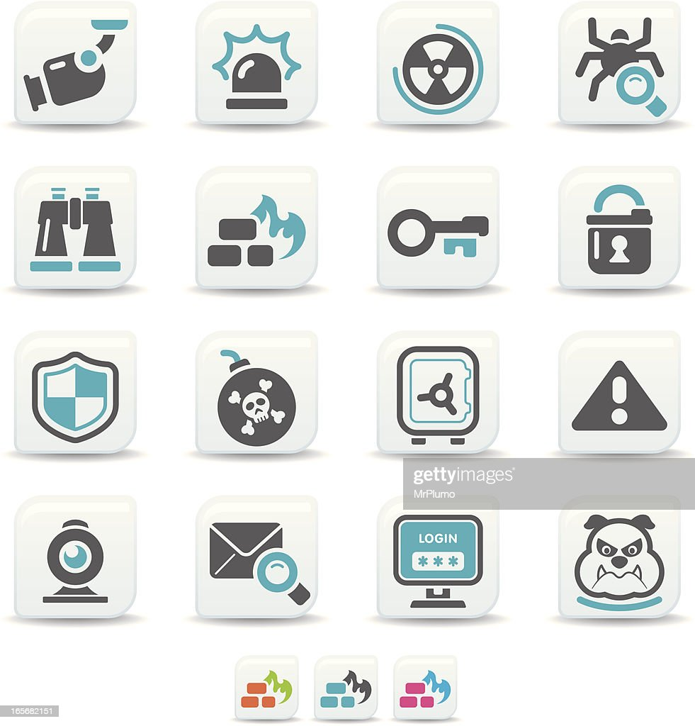 security icons | simicoso collection