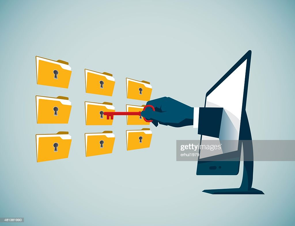 Security System : stock illustration
