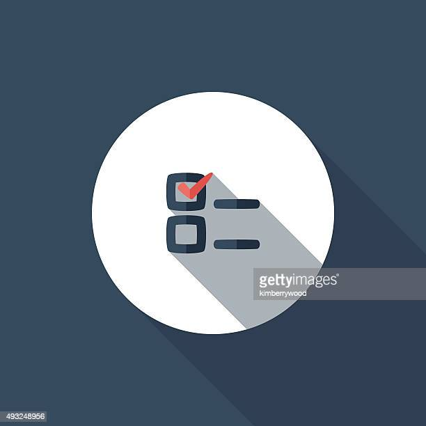 ilustraciones, imágenes clip art, dibujos animados e iconos de stock de seleccionado - cuestionario