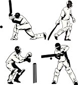 Selection of Cricket Players