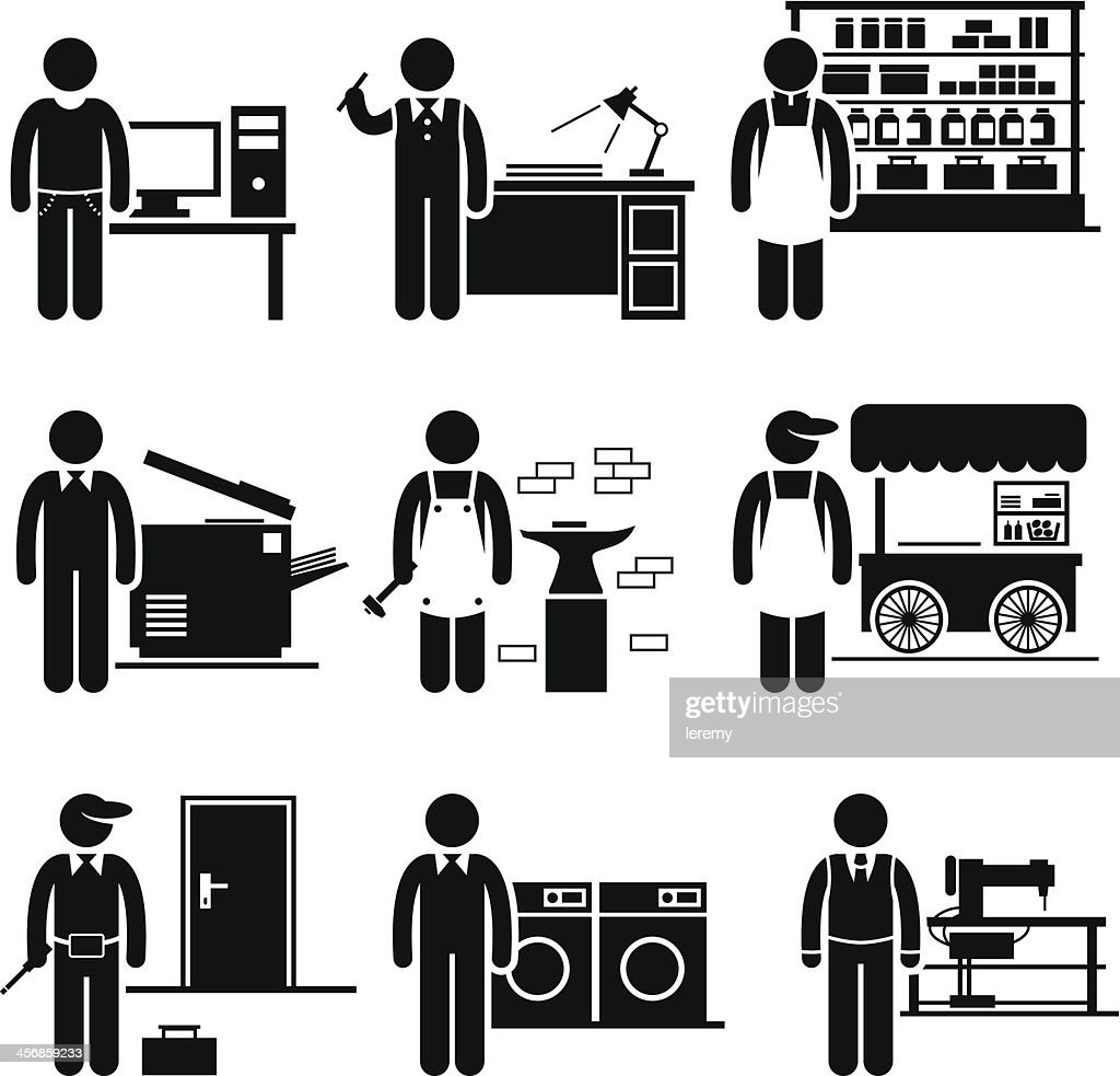 Self Employed Small Business Jobs Occupations Careers