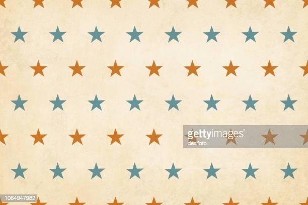 stockillustraties, clipart, cartoons en iconen met semi-naadloze (het ontwerp is naadloos, de grunge is niet) grungy vector sterrenhemel xmas achtergrond - afbeelding - lichtblauw
