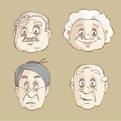 Senior Faces