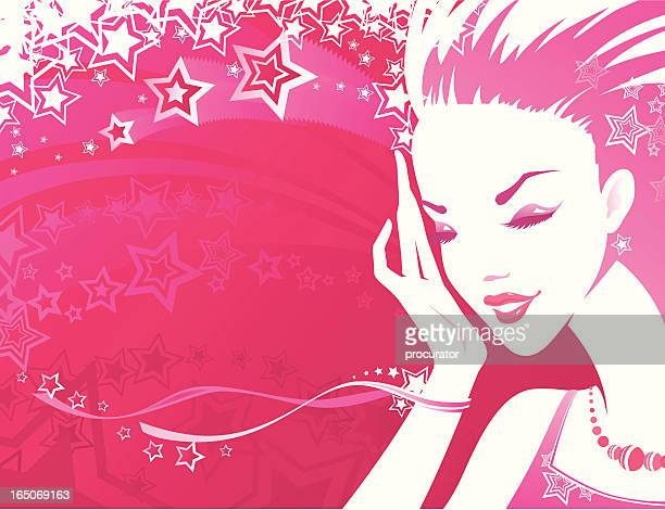 Sensuality - Pink