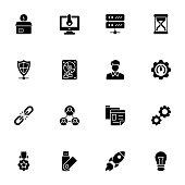 Seo and Web Icons Bundle