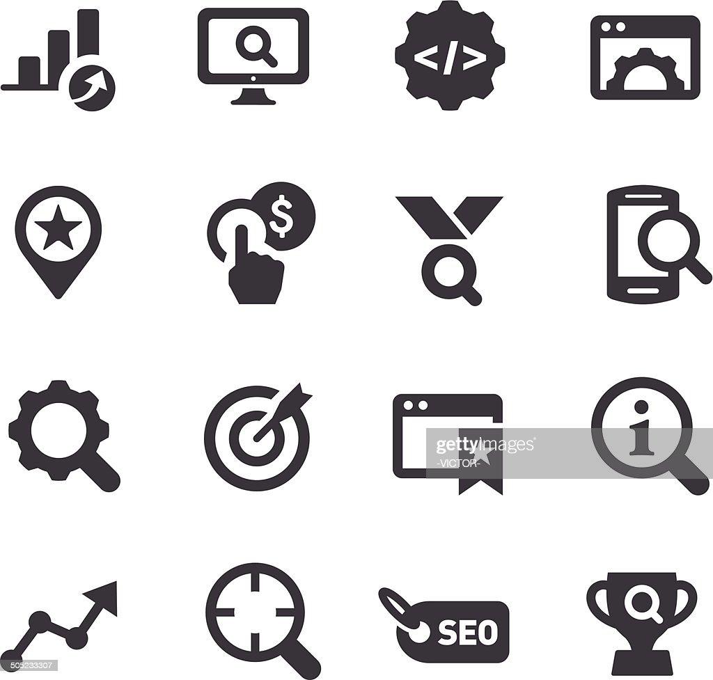 SEO Services Icon - Acme Series