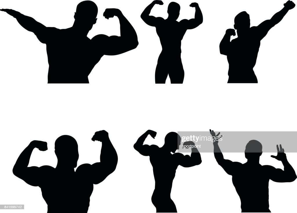 set athletes bodybuilders