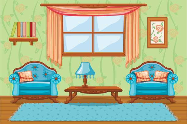 Imagenes for Living room y sus partes
