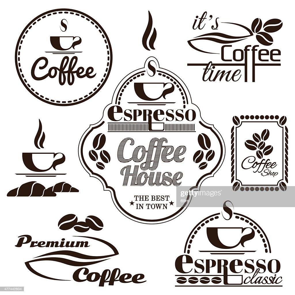 set coffee