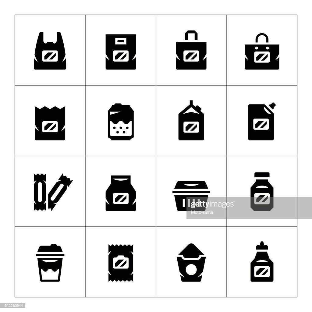 Set icons of package