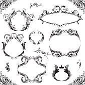 Set leaf frame design