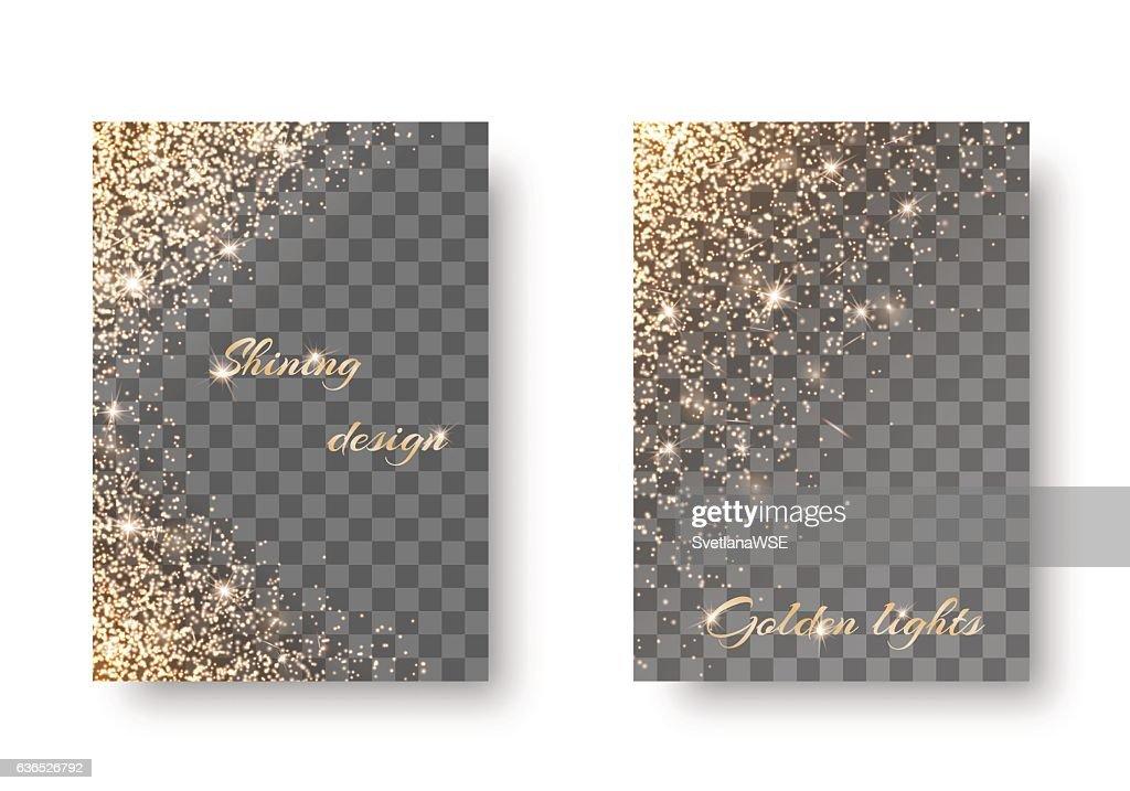 Set light transparent background