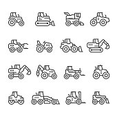 Free download of Tractor vector graphics and illustrations
