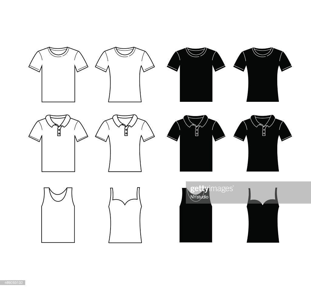 Set Mix Men ,women shirt,T-Shirt,Polo,Vest,Tank top