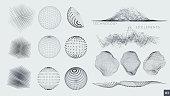 Set of 3D Elements