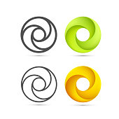 Set of abstract Infinite loop template