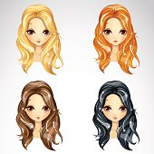 Set Of Beauty Babetta Hair