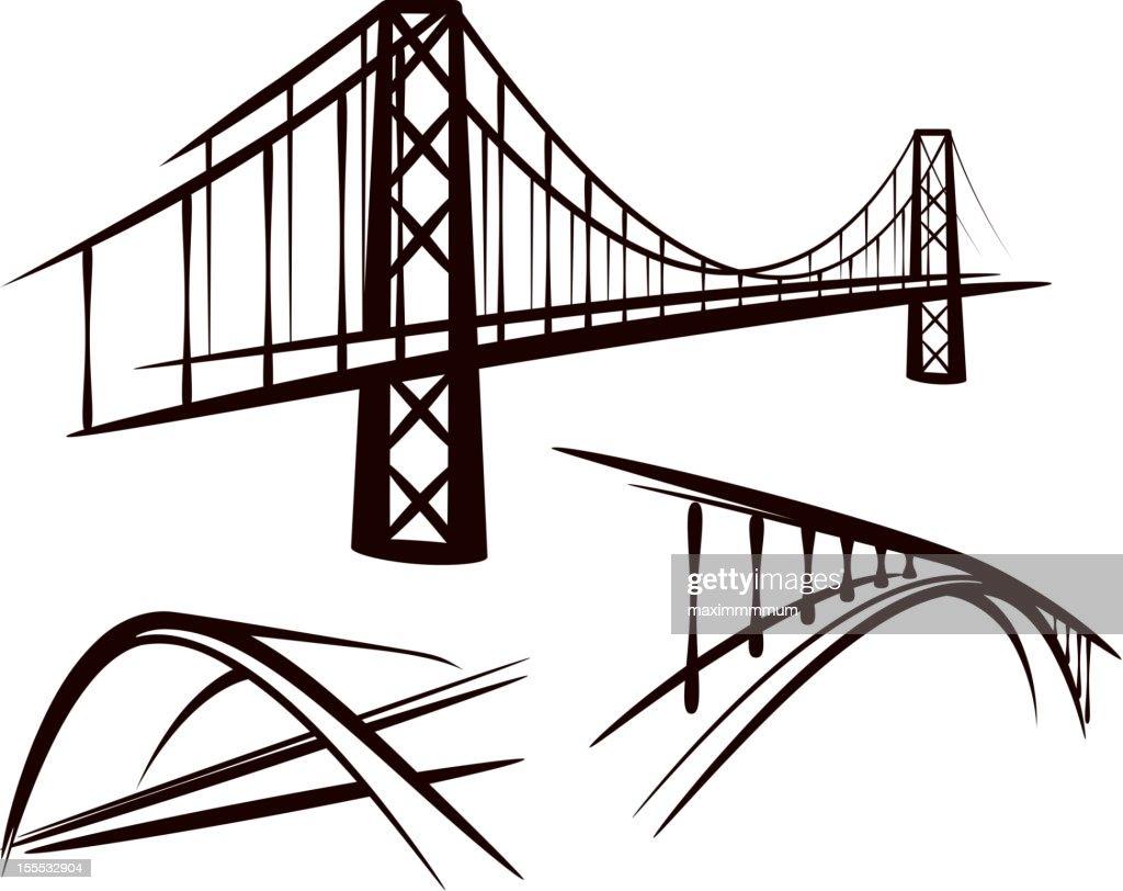set of bridges
