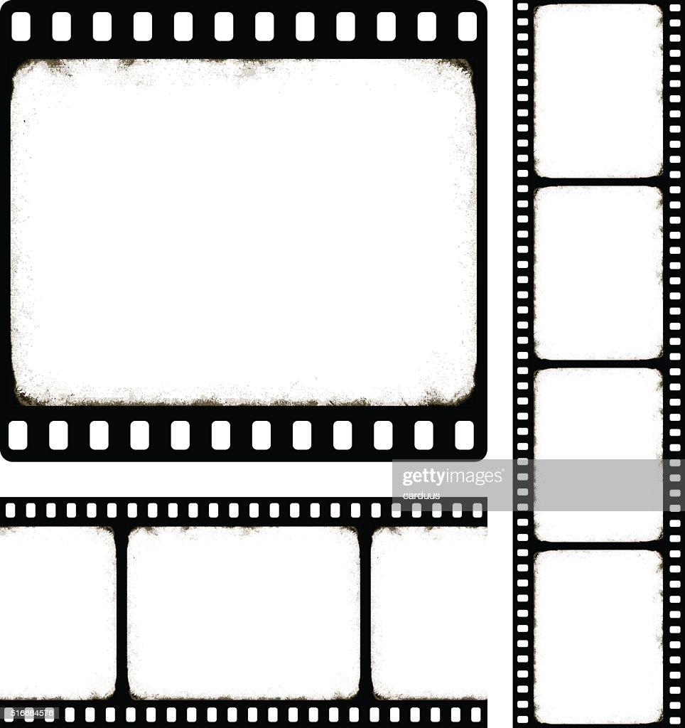 set of camera roll : stock illustration