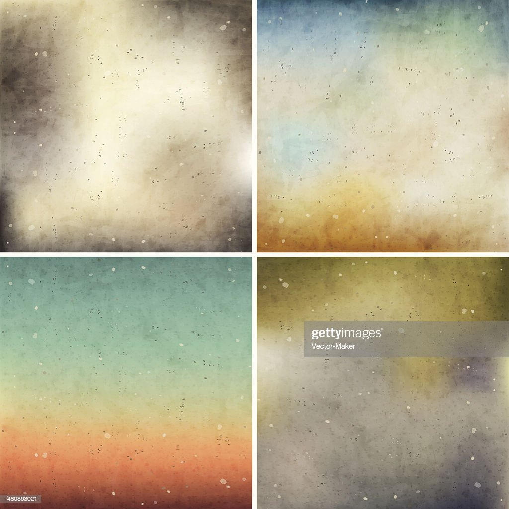 Set of colorful backgrounds.
