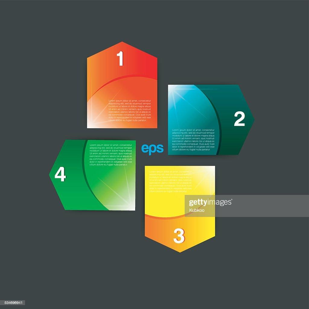 Set of Colorful Bubbles for Speech Vector Design.