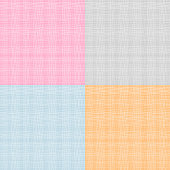 Set of Fabric Texture.