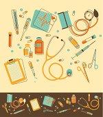 Set of Medical Instruments