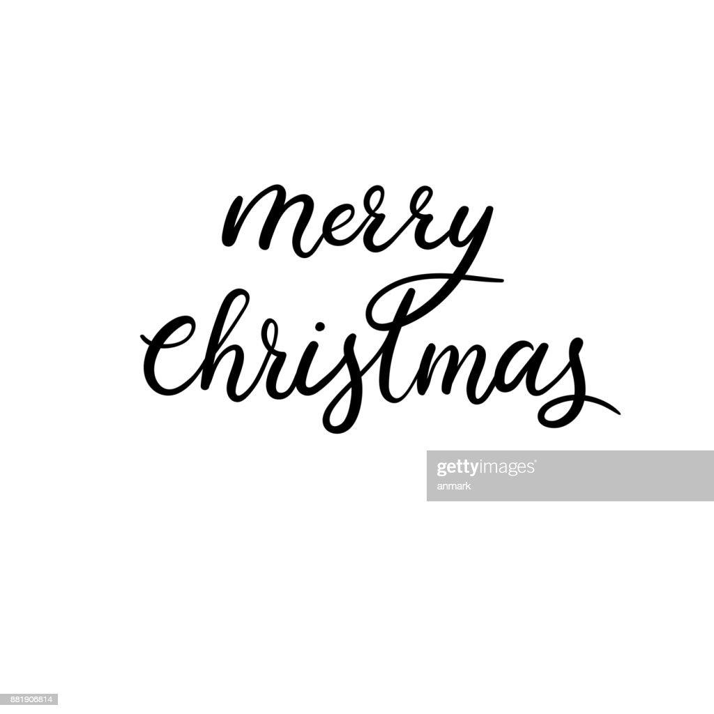 Satz Von Frohe Weihnachten Und Happy New Yearkarten Moderne