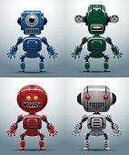 Set of robots