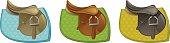 Set of saddle