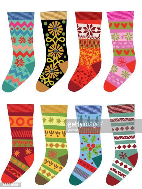 Set of socks.