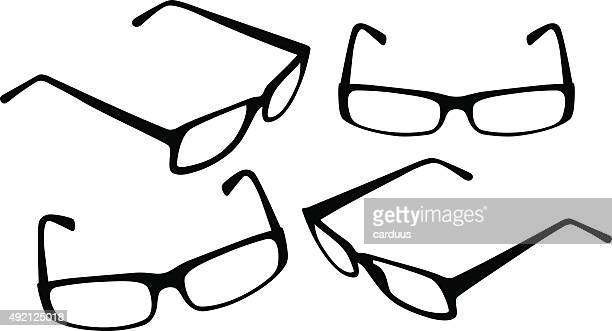 set of spectacles