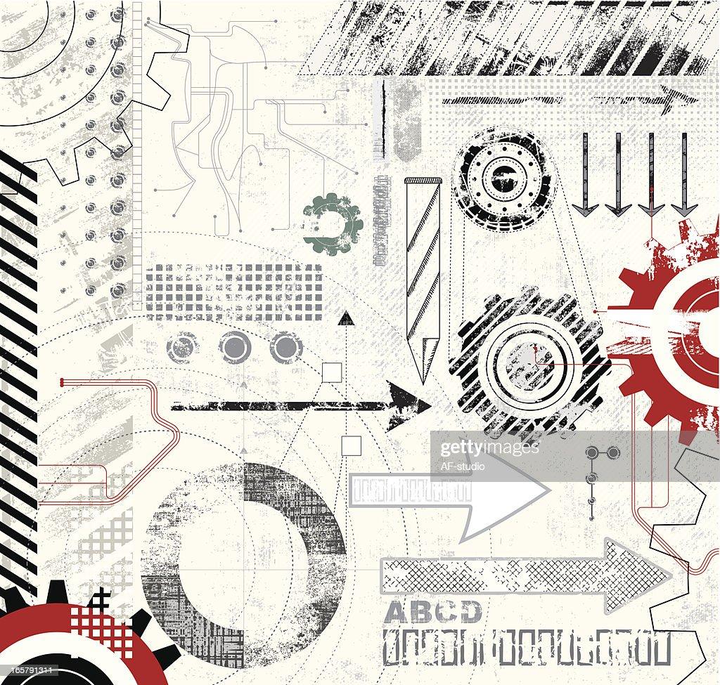 Set of Technical Elements
