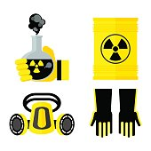 set of toxic items