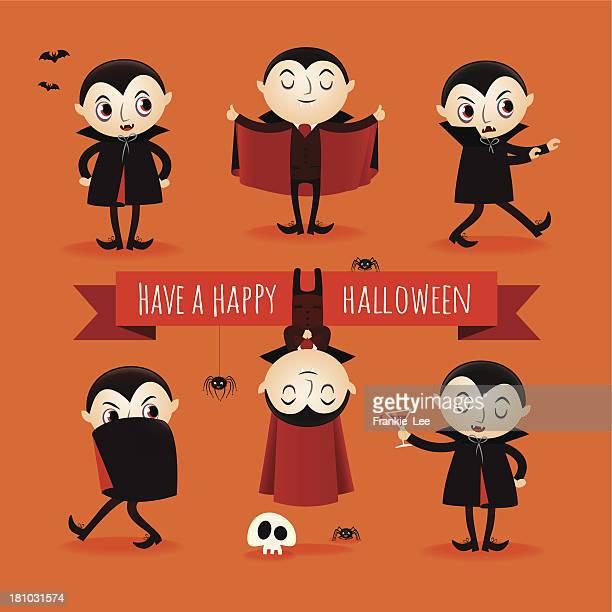 ilustraciones, imágenes clip art, dibujos animados e iconos de stock de juego de vampires - vampiro