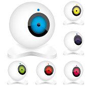 Set of webcams, part 1