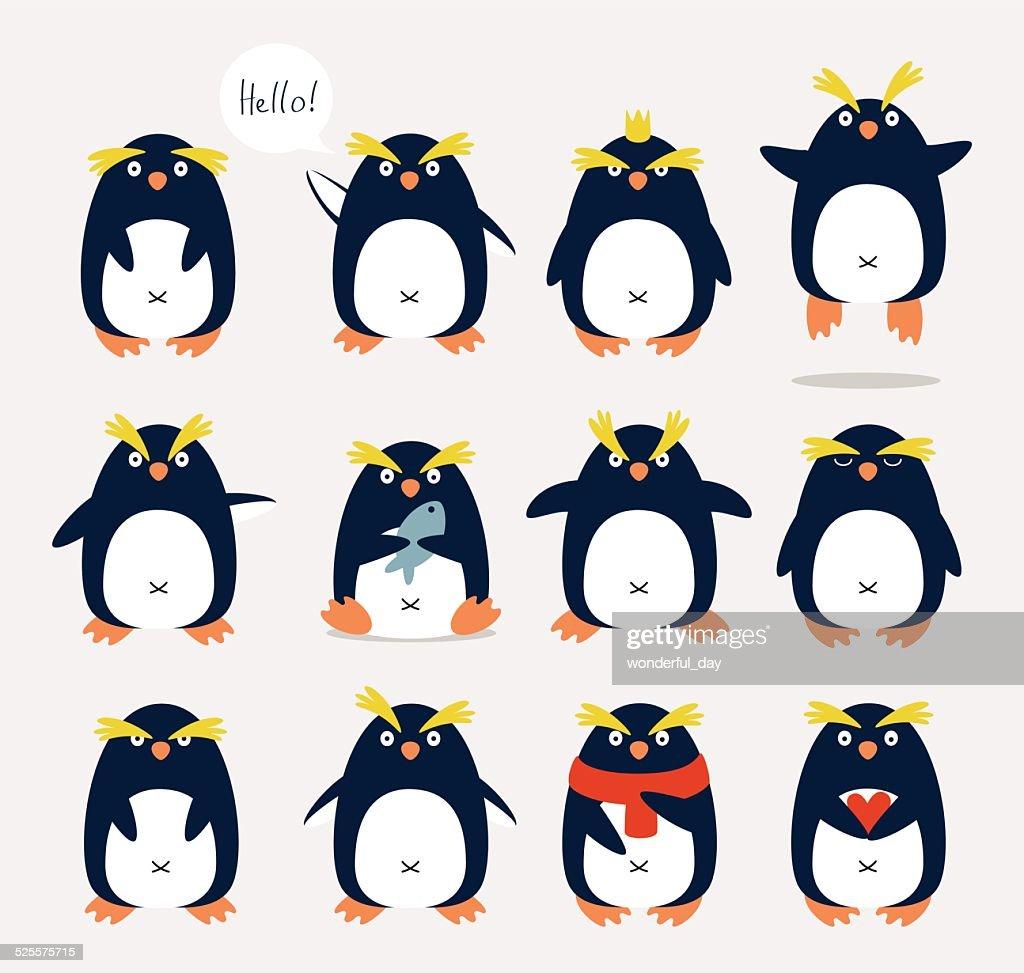 Set penguins