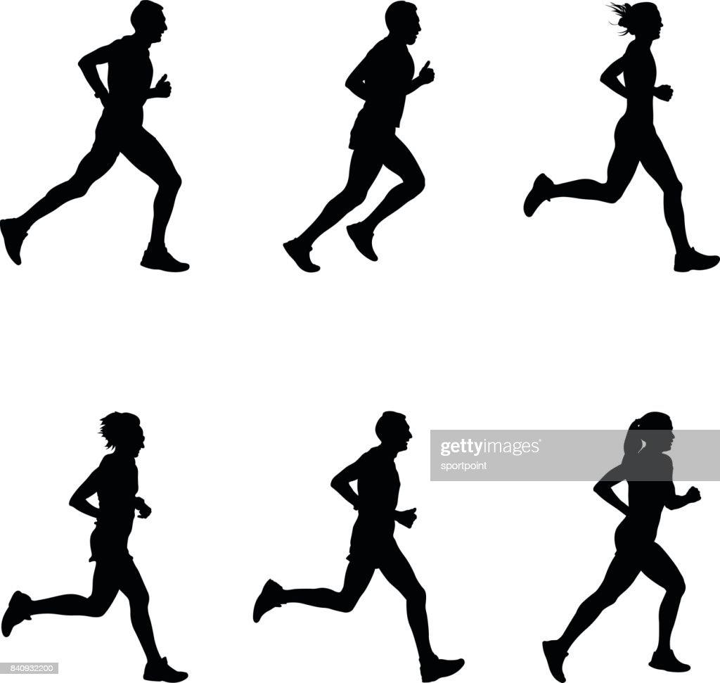 set people running