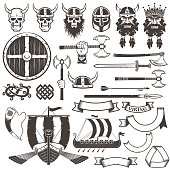 Set Viking items