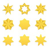 Seven poin stars collection