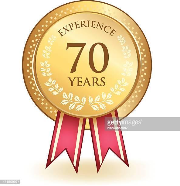 Seventy Years Experience