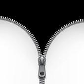Sewing accessory zipper