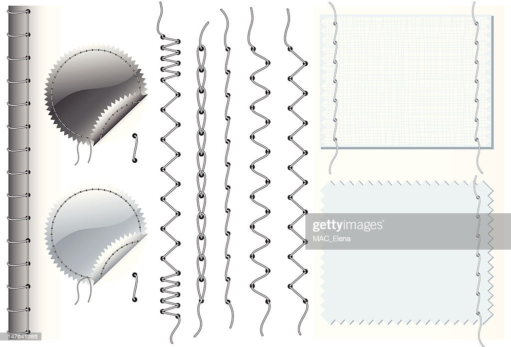 Sewing Design Elements